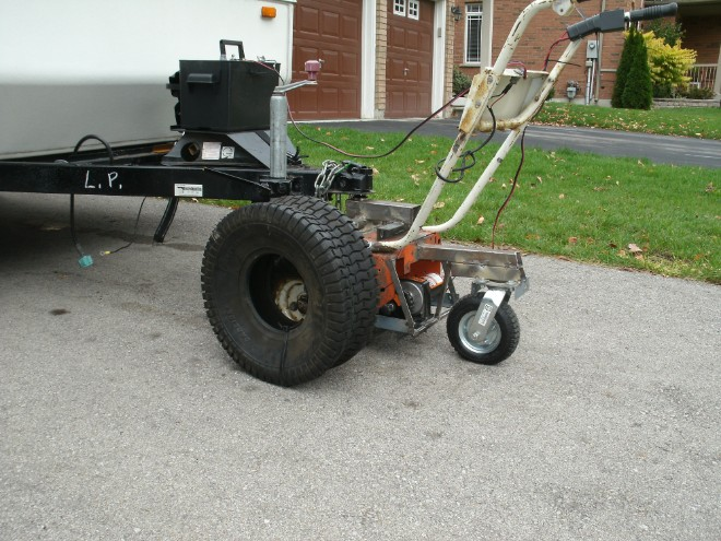 Powered Trailer Dolly Diy Crafts